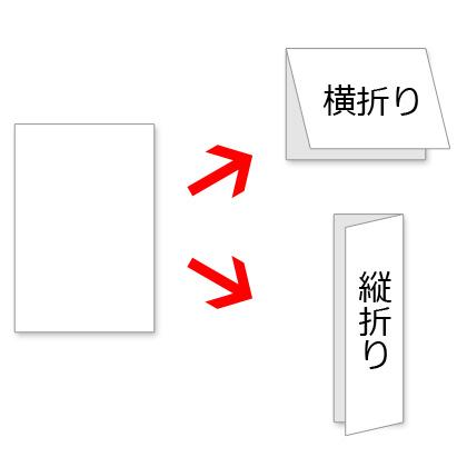 紙の折り方